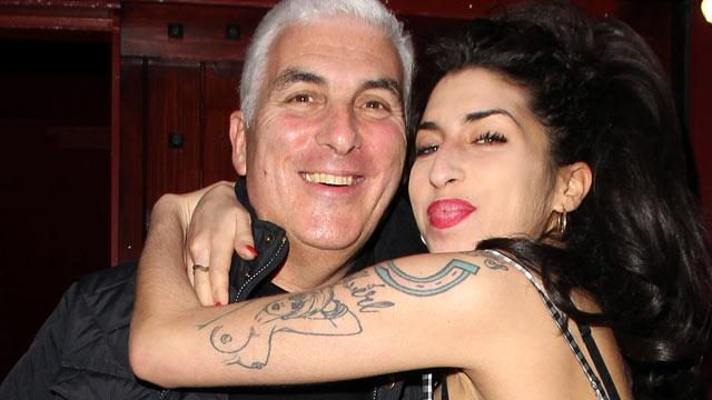 Amy Winehouse's Father Opens Up About Singer's Drug, Alcohol Abuse