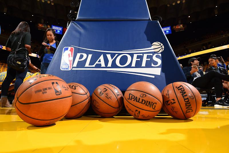 The 2017 NBA playoffs haven't been totally thrilling, but there have been some things worth celebrating. (Andrew D. Bernstein/NBAE/Getty Images)
