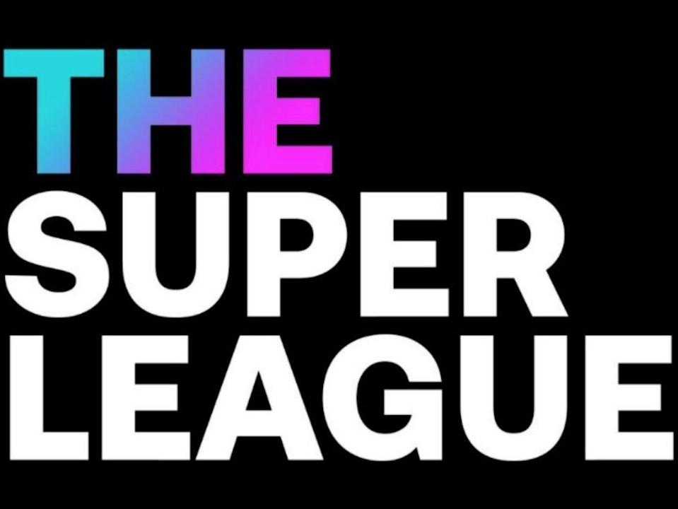 The logo for the planned European Super League (The Super League)