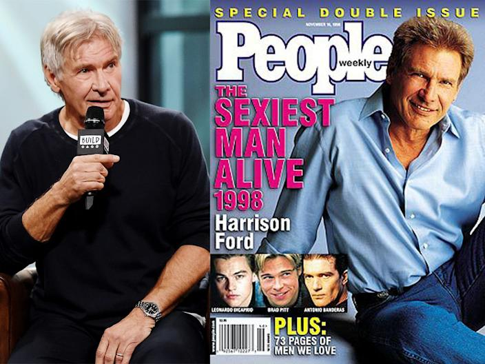 harrison ford people sexiest man