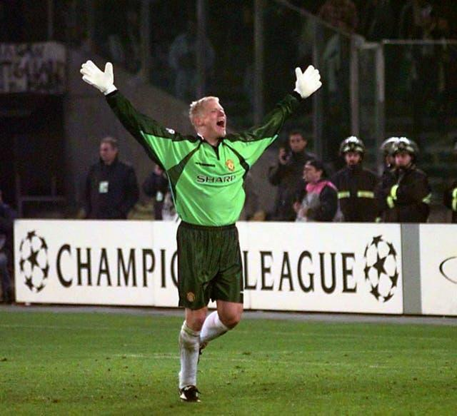 Peter Schmeichel enjoyed a fine career at Manchester United.