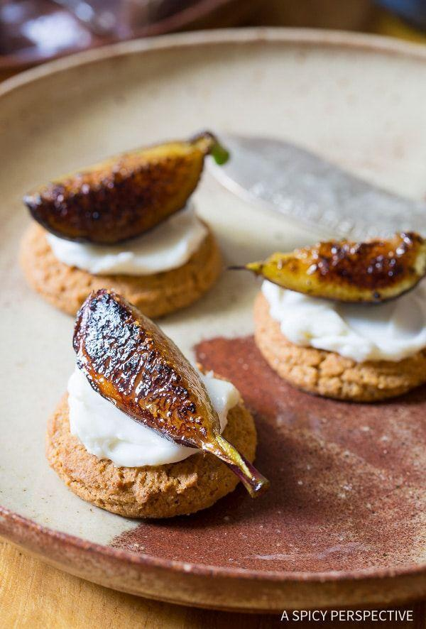 "<p>Consider this your next go-to fall treat (it counts as a daily serving of fruit, right?!).</p><p><a href=""https://www.aspicyperspective.com/caramelized-figs-with-cheese-and-gingersnaps/"" rel=""nofollow noopener"" target=""_blank"" data-ylk=""slk:Get the recipe from A Spicy Perspective »"" class=""link rapid-noclick-resp""><em>Get the recipe from A Spicy Perspective »</em></a><br></p><p><strong>RELATED: </strong><a href=""https://www.goodhousekeeping.com/food-recipes/dessert/g32815642/fall-cookies/"" rel=""nofollow noopener"" target=""_blank"" data-ylk=""slk:45 Tasty Fall Cookies to Get You in the Pumpkin Spice Spirit"" class=""link rapid-noclick-resp"">45 Tasty Fall Cookies to Get You in the Pumpkin Spice Spirit</a></p>"