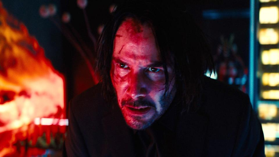 Keanu Reeves faces major challenges in John Wick 3 (credit: Lionsgate)