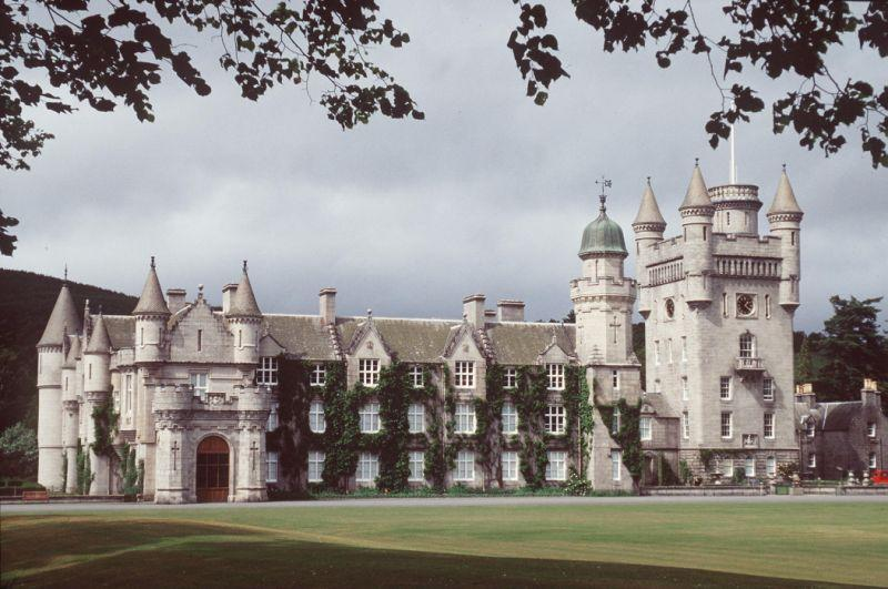 The Queen and Duke of Edinburgh have enjoyed countless summers at Balmoral Castle in Scotland. [Photo: Getty]