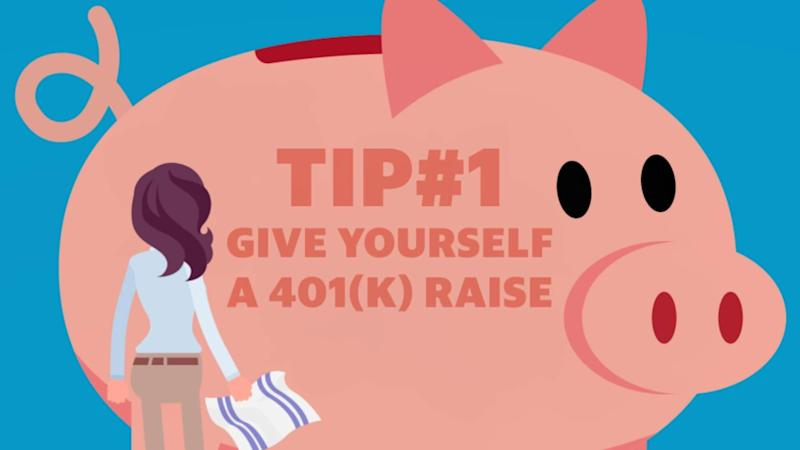 Give yourself a 401(k) raise