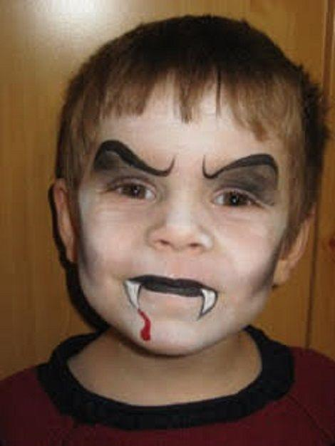 "<p>Turn your little one into Dracula with some simple arched eyebrows and strategically-placed fangs.</p><p><em><a href=""http://www.zfaceandbodyart.com/z/Home.html"" rel=""nofollow noopener"" target=""_blank"" data-ylk=""slk:See More at ""Z"" Face & Body Art »"" class=""link rapid-noclick-resp"">See More at ""Z"" Face & Body Art »</a></em><strong><br></strong></p><p><strong>RELATED: </strong><a href=""https://www.goodhousekeeping.com/beauty/makeup/a22997575/vampire-makeup/"" rel=""nofollow noopener"" target=""_blank"" data-ylk=""slk:This Easy Vampire Makeup Tutorial Is So Good"" class=""link rapid-noclick-resp"">This Easy Vampire Makeup Tutorial Is So Good</a></p>"