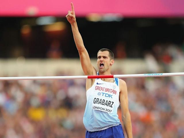 London 2012 bronze medallist Robbie Grabarz announces retirement