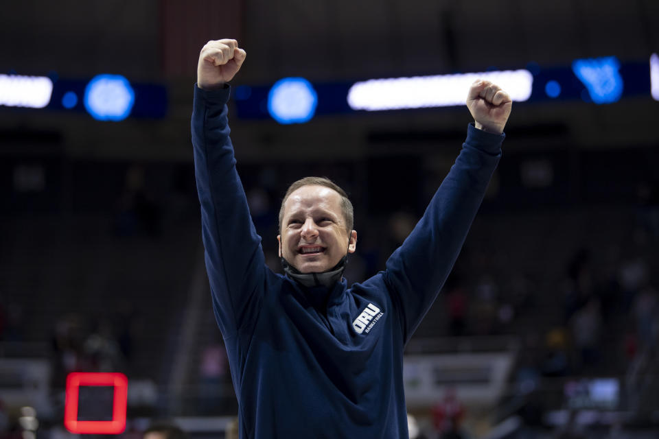 Paul Mills and Oral Roberts' run to the Sweet 16 embodies the underdog spirit of