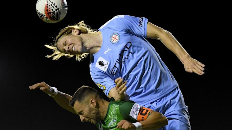 FFA CUP STALLIONS MELBOURNE CITY