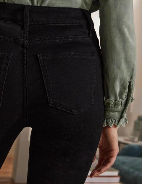 The straight cut jeans feature flattering back pockets. (Boden)
