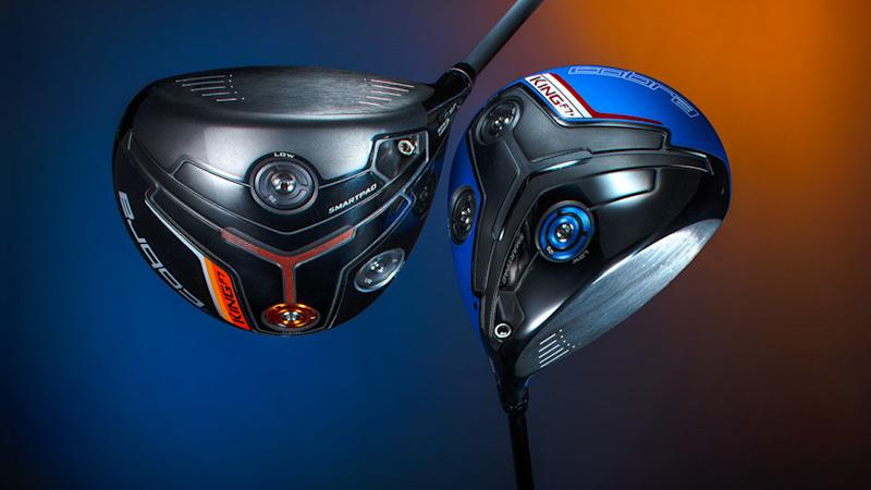 New Cobra King F7 Drivers and Fairway Woods