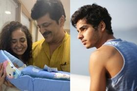 Ishaan Khatter's father Rajesh welcomes baby boy after 11 years of hardship