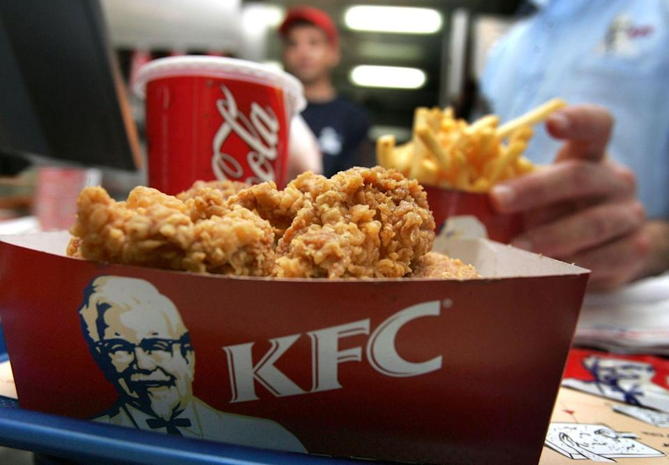 <p>KFC is generally open throughout the New Year's holidays, so if you wake up craving a bucket of fried chicken, you should be good to go. </p>