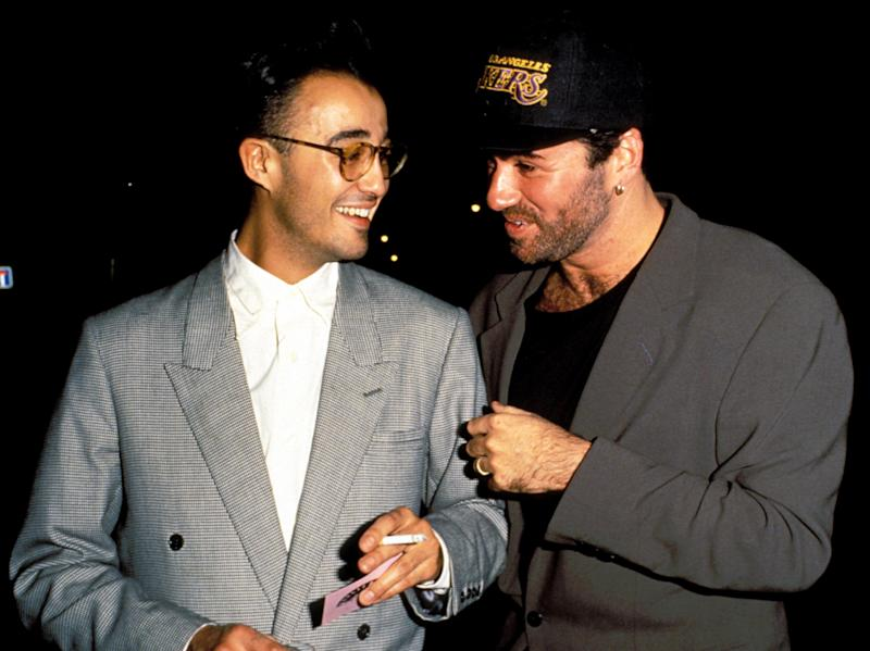 WHAM - ANDREW RIDGELEY & GEORGE MICHAEL Ref: 007 www.capitalpictures.com sales@capitalpictures.com © Capital Pictures / MediaPunch/IPX