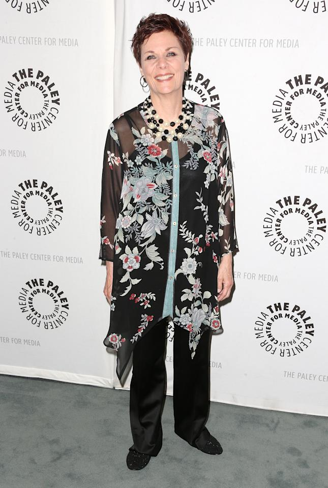 """BEVERLY HILLS, CA - APRIL 12: Actress Jane Elliot attends The Paley Center for Media Presents """"General Hospital: Celebrating 50 years and Looking Forward"""" at The Paley Center for Media on April 12, 2013 in Beverly Hills, California.  (Photo by Frederick M. Brown/Getty Images)"""