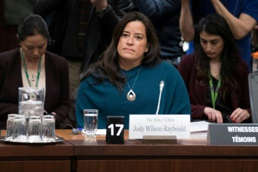 Jody Wilson-Raybould resigned as Canada's attorney general over the SNC-Lavalin case, testifying to lawmakers that she had experienced political pressure to interfere in it