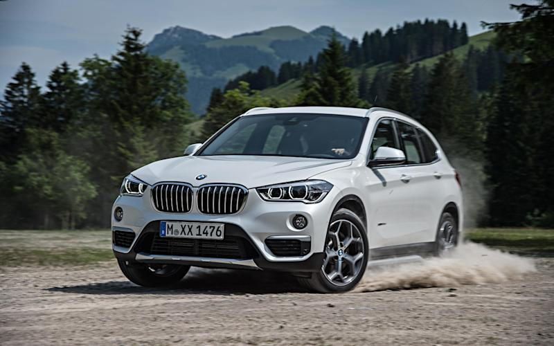 The BMW X1 has stiff competition, mostly from other German brands