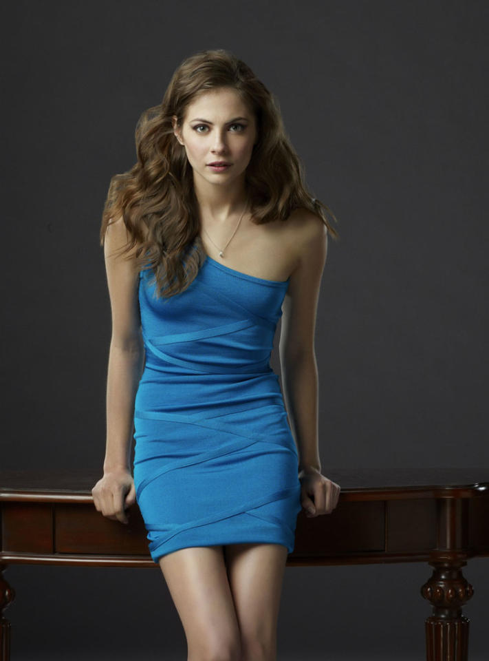 """Willa Holland as Thea in """"Arrow"""" on The CW."""