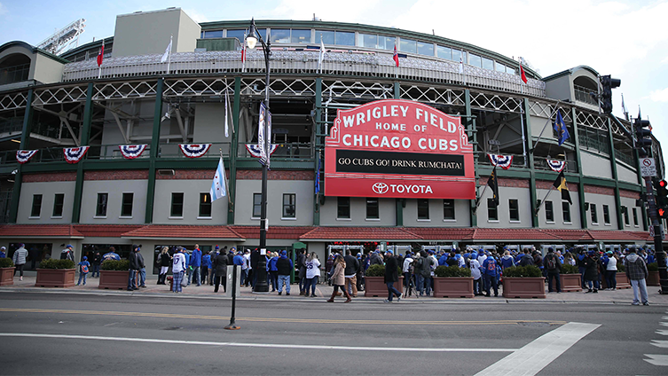 Cubs Home Opening Day 2020.Report Cubs And Cardinals May Take Rivalry To London In 2020