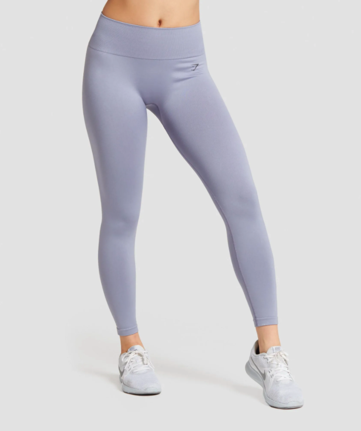 Fit Mid Rise Leggings. Image via Gymshark.