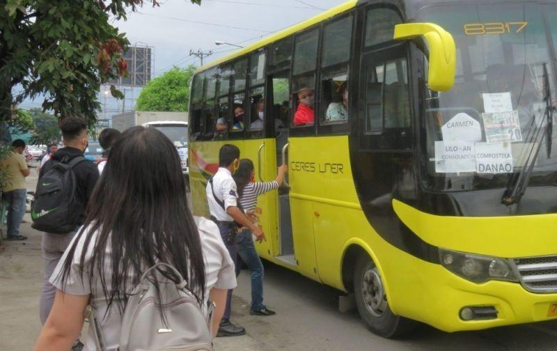 LTFRB-Central Visayas allows return of buses, beeps to their original routes