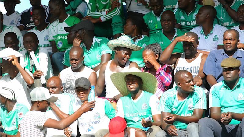 'Gor Mahia finally lose a match' - Kenyans react to K'Ogalo's exit from Cecafa
