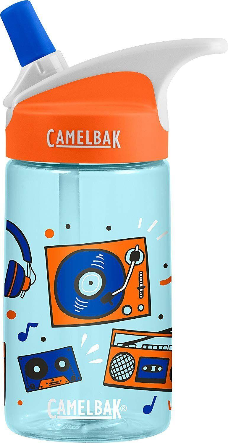 """Ditch plastic water bottles, juice pouches and milk cartons for a funky reusable water bottle they'll be excited to use every day. <strong><a href=""""https://fave.co/2YPcCR5"""" target=""""_blank"""" rel=""""noopener noreferrer"""">Find thisCamelBak Eddy 0.4-Liter Kids Water Bottle for $13 on Amazon</a></strong>."""