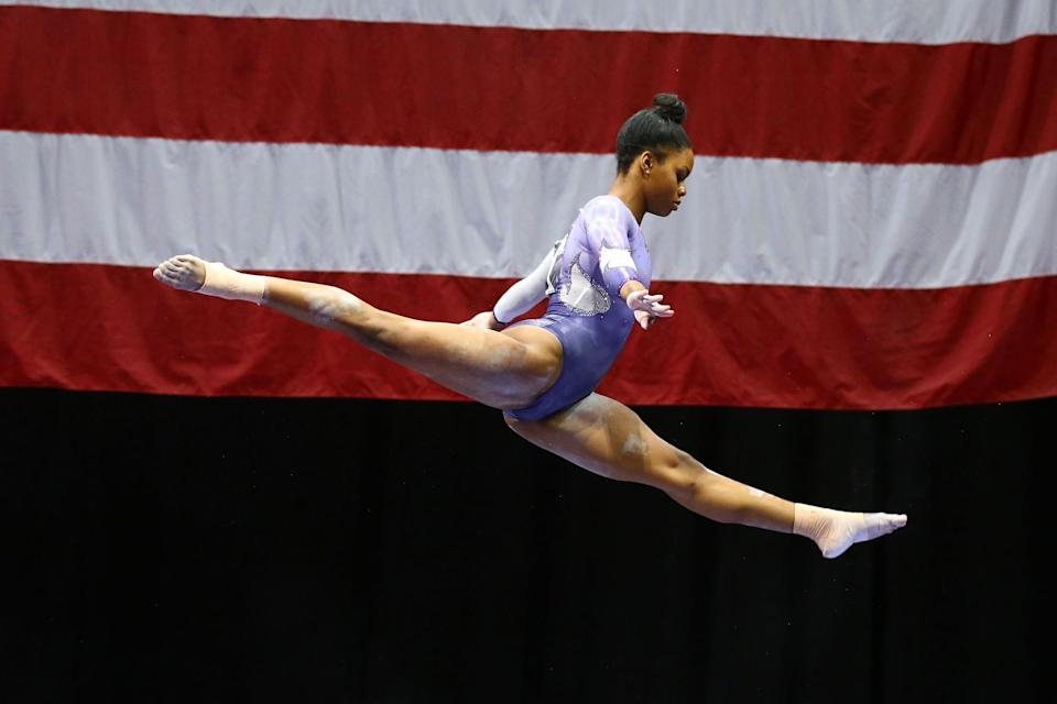 <p>Her last Olympic run gave her a great deal of fame and endorsements. She pursued other endeavors following the 2012 games. and returned to competition in 2015. (Getty) </p>