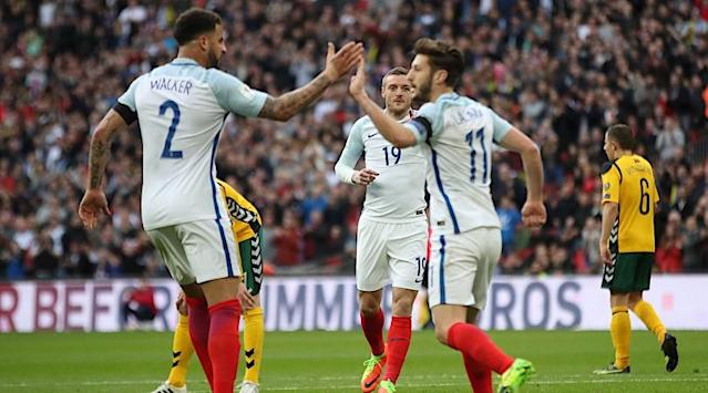 Seb Stafford-Bloor was at Wembley to watch England ease past Lithuania and take control of their World Cup qualifying group