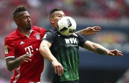 Football Soccer - Bayern Munich v Augsburg - German Bundesliga