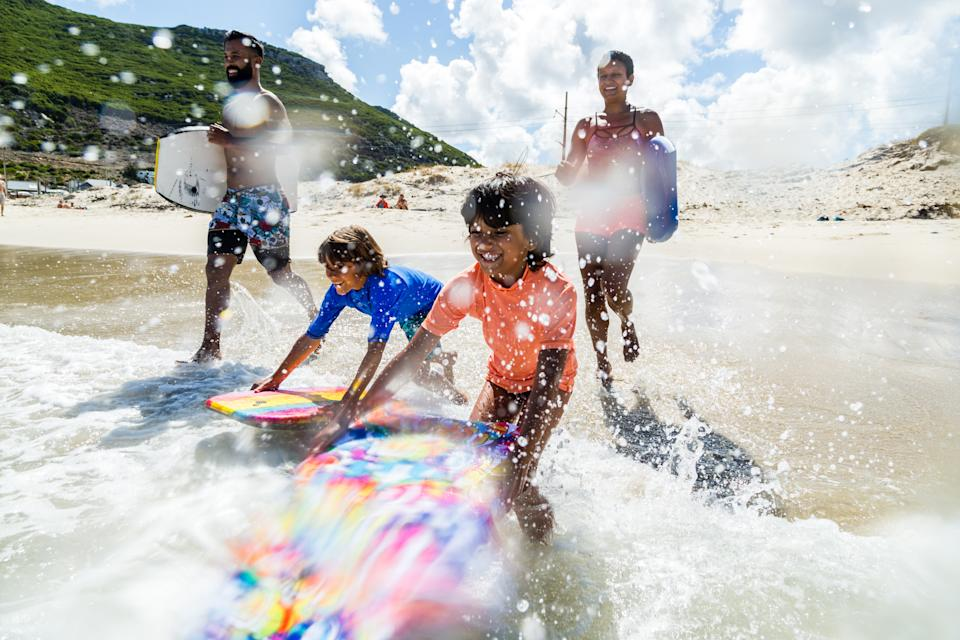 Here's what you need to know about rip currents. (Photo: Amazon)
