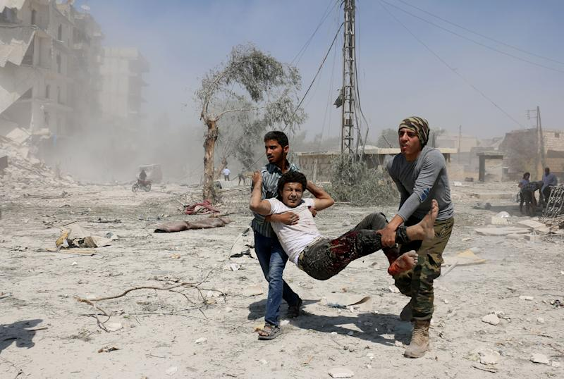 Trump and Putin's Syria Ceasefire Effectively Lets Assad Off the Hook