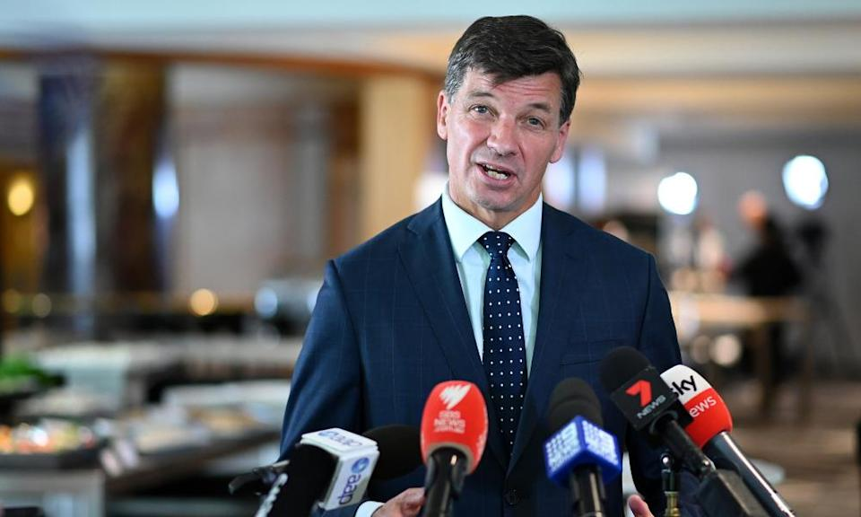 <span>Photograph: Joel Carrett/AAP</span>