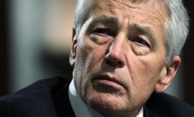 Is there really something suspicious about Chuck Hagel?