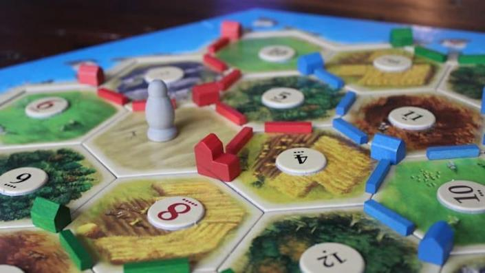 For the board game enthusiast: Catan board game