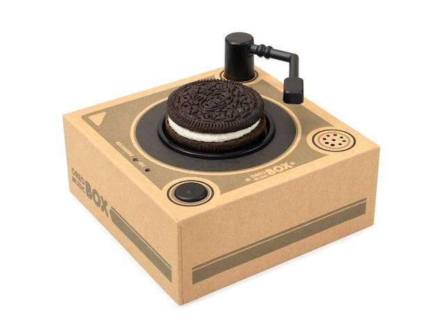 Oreo just released the perfect weird holiday gift for your BFF—a
