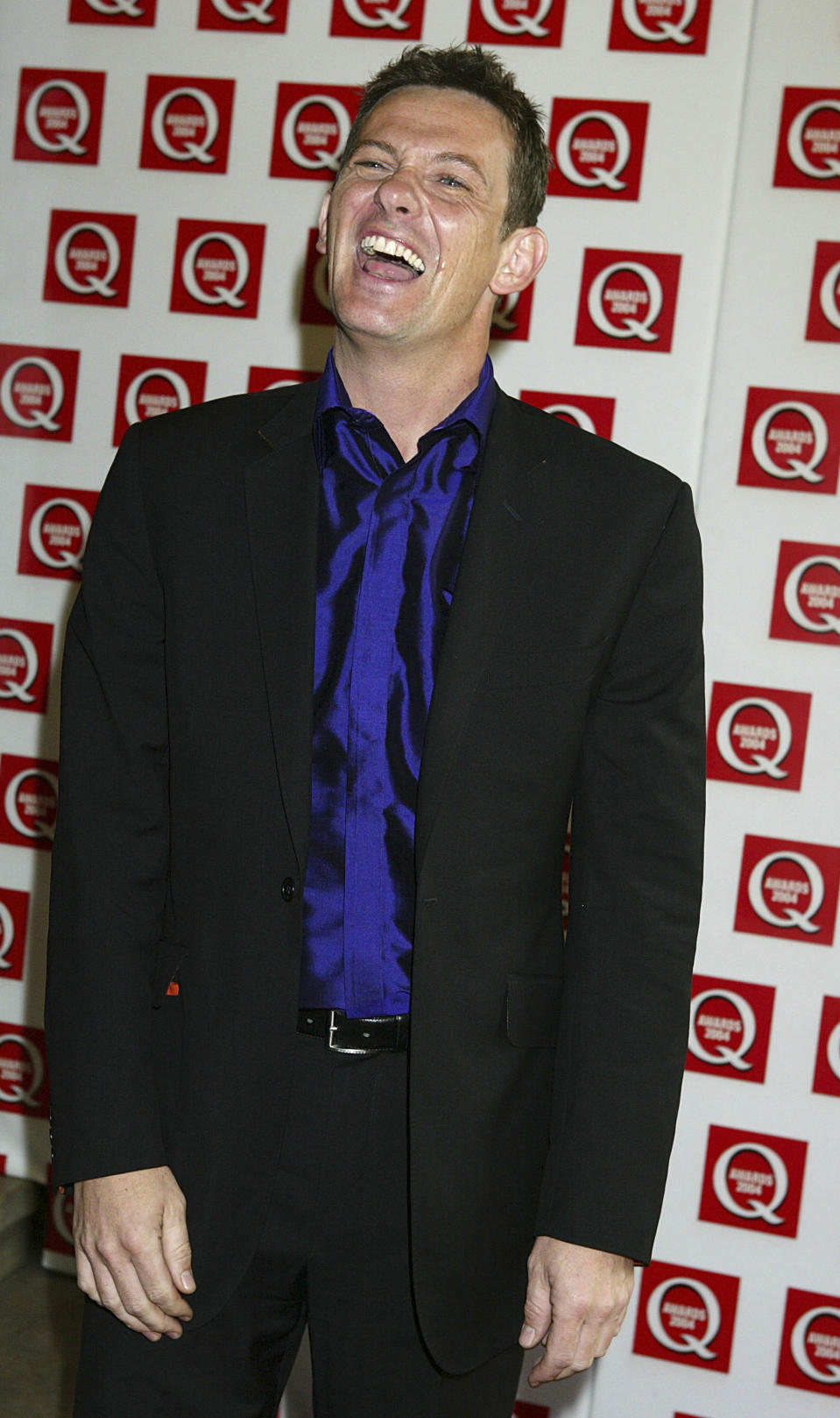LONDON - OCTOBER 4: Matthew Wright arrives at the Q Awards 2004 at Grosvenor House, Park Lane on October 4, 2004 in London. The 15th annual music awards are held by Q magazine and honour the best musicians in the industry. (Photo by Jo Hale/Getty Images)