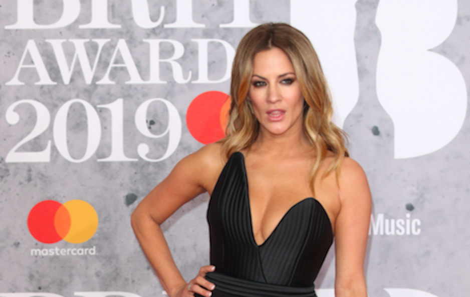 Caroline Flack was found dead at her home on Saturday (PA)