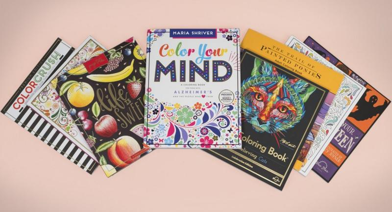 Take A Bit Of Time Out Each Day For Yourself To Help Relieve Stress With The Simple Joy Coloring Blue Star Press Books Allow You Focus On