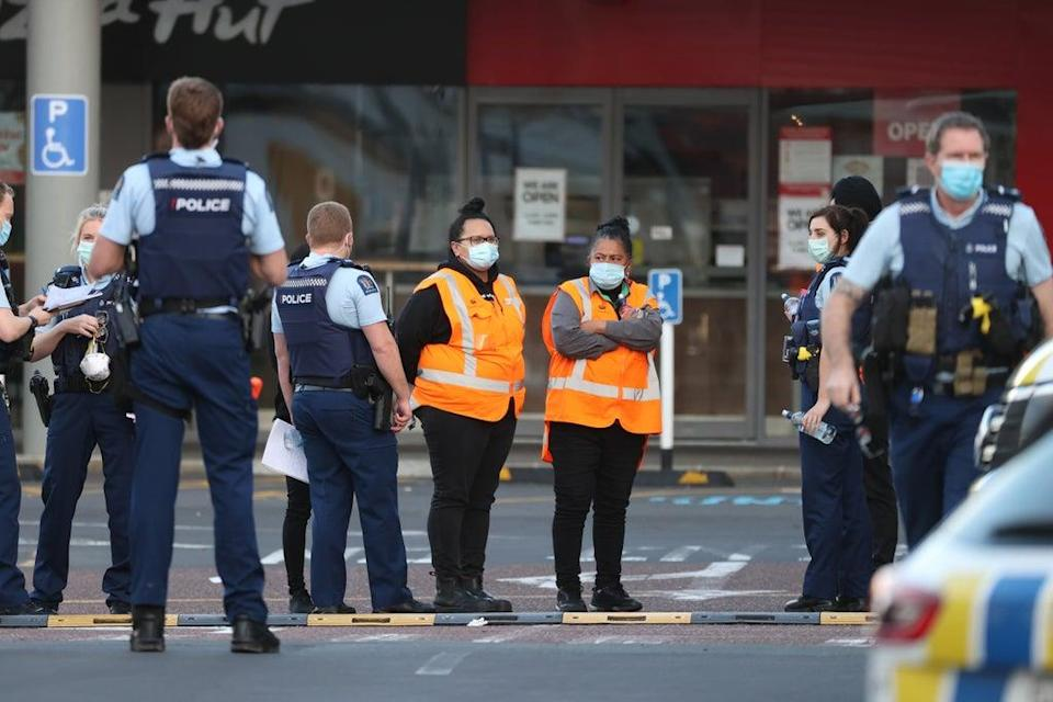 Police Respond To Mass Stabbing Incident In West Auckland (Getty Images)