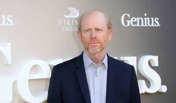 Ron Howard will direct Han Solo - Credit: WENN
