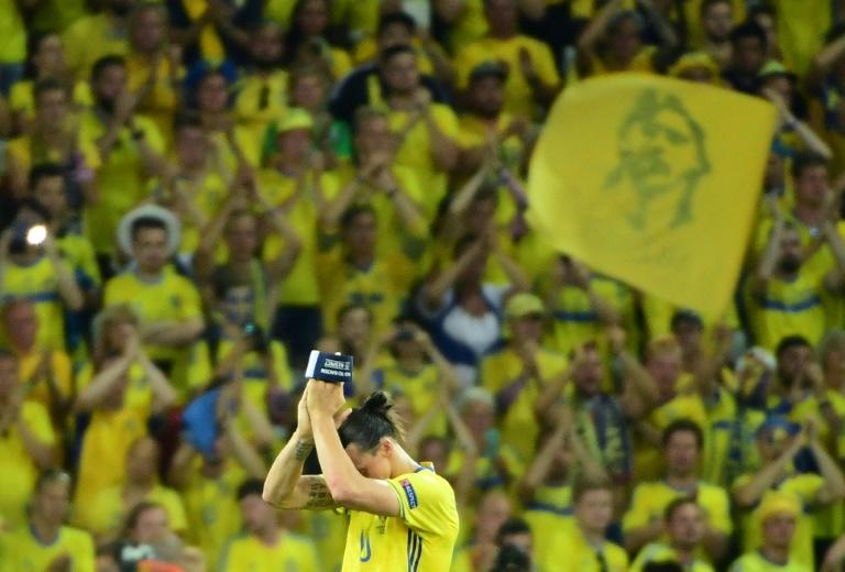 Zlatan Ibrahimovic bowed out for Sweden as captain at Euro 2016