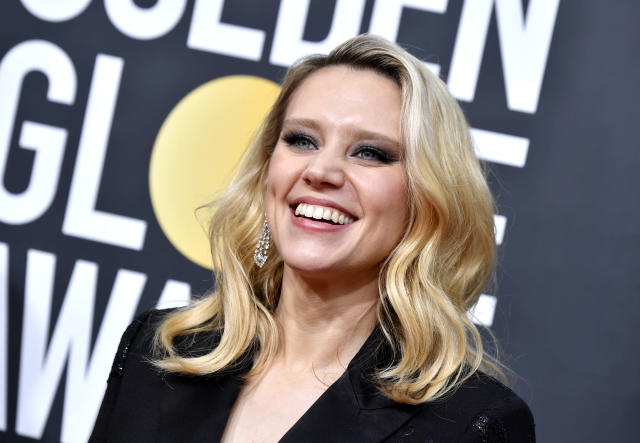 Kate McKinnon at the 77th Annual Golden Globe Awards. [Getty]
