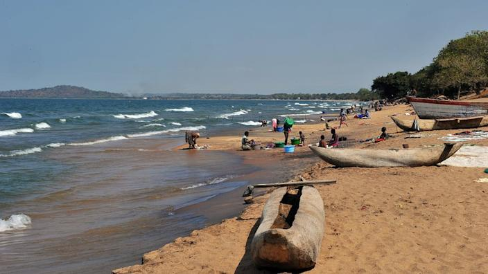 Lake Malawi is important for fishing as well as transport