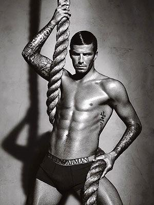 "<p>Billboards of David Beckham in his smalls sent sales of Armani underwear through the roof. Plans are afoot for Becks to launch his own range of underwear with the help of fashion designer Stella McCartney's husband Alasdhair Willis. <a rel=""nofollow"" href=""http://au.promotions.yahoo.com/lifestyle/dvb-intimately-yours"">CLICK HERE to watch the Beckham's sexy ad campaign</a></p>"