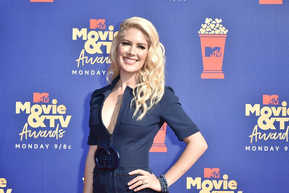 Heidi Montag shut down body shamers on social media. (Photo: David Crotty/Patrick McMullan via Getty Images)