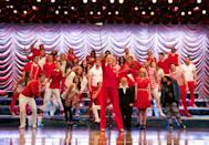 """<p>Come for the acerbic wit of the early episodes, stay for the popcorn value of the later years of this musical comedy about a small-town high school glee club and the big personalities that populate it.</p> <p><a href=""""http://www.netflix.com/title/70143843"""" class=""""link rapid-noclick-resp"""" rel=""""nofollow noopener"""" target=""""_blank"""" data-ylk=""""slk:Watch Glee on Netflix now."""">Watch <strong>Glee</strong> on Netflix now.</a></p>"""