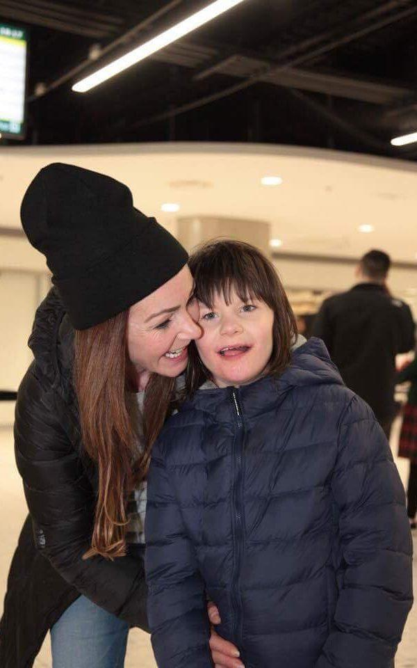Billy Caldwell's mother has campaigned for patients to have access to cannabis oil for medical purposes
