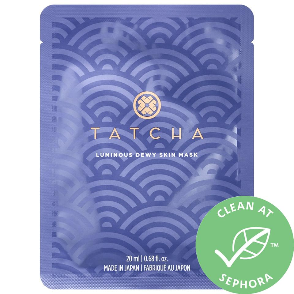 """<p>Soothe inflammation at the same time as hydrating your skin by sticking your sheet mask in the fridge before using it. </p> <p><b>Pictured:</b> <a href=""""https://www.popsugar.com/buy/Tatcha-Luminous-Dewy-Skin-Sheet-Mask-509182?p_name=Tatcha%20Luminous%20Dewy%20Skin%20Sheet%20Mask&retailer=sephora.com&pid=509182&price=45&evar1=bella%3Aus&evar9=46824028&evar98=https%3A%2F%2Fwww.popsugar.com%2Fphoto-gallery%2F46824028%2Fimage%2F46830864%2FSheet-Mask-Tatcha-Luminous-Dewy-Skin-Sheet-Mask&list1=beauty%20trends%2Cbeauty%20interview%2Cskin%20care&prop13=api&pdata=1"""" rel=""""nofollow"""" data-shoppable-link=""""1"""" target=""""_blank"""" class=""""ga-track"""" data-ga-category=""""Related"""" data-ga-label=""""https://www.sephora.com/product/luminous-dewy-skin-mask-P429537?skuId=2069045&amp;om_mmc=ppc-GG_2076836788_82190013491_pla-794134644878_2069045_372869915880_9060351_c&amp;country_switch=us&amp;lang=en&amp;gclid=EAIaIQobChMI5rDRo_3E5QIVBbvsCh3y8g_XEAYYByABEgKDYfD_BwE&amp;gclsrc=aw.ds"""" data-ga-action=""""In-Line Links"""">Tatcha Luminous Dewy Skin Sheet Mask</a> ($45)</p>"""
