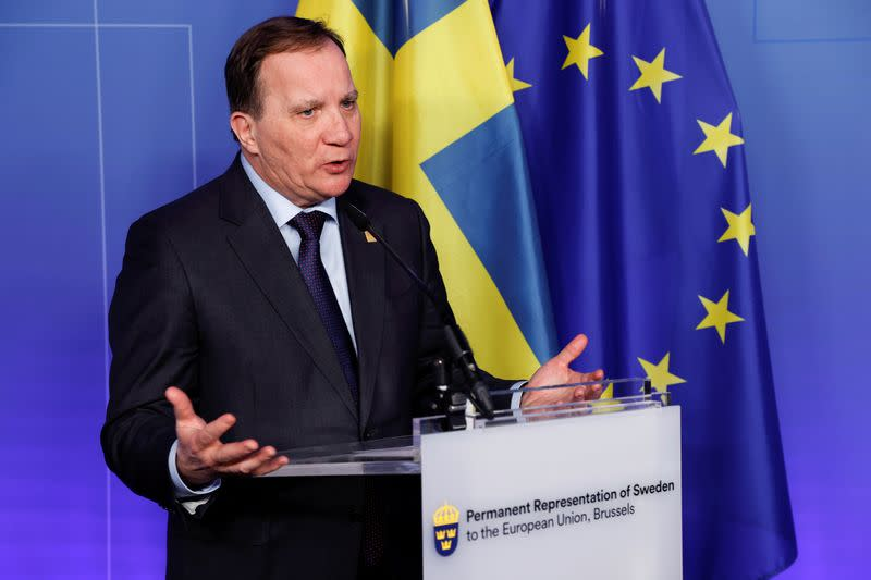 Swedes confidence in PM's handling of coronavirus crisis declining, poll shows
